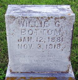William Green Bottom