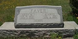 Adley Mark Faver