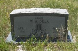 W Alvin Belk