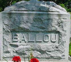 Bertha <i>Kaiser</i> Ballou