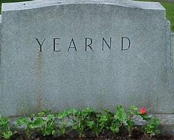 Margaret Jane <i>Yearnd</i> Devereaux