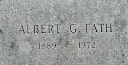 Albert George Fath