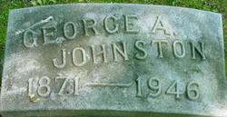 George A Johnston
