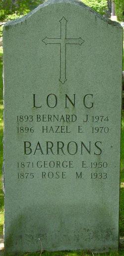 Hazel <i>Barrons</i> Long