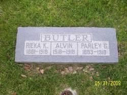 Alvin Alva Butler
