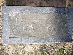 Harriet P. <i>Wardlaw</i> Evans