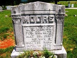 Martha Asthabula Mattie <i>King</i> Moore