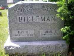 Raymond G Bidleman