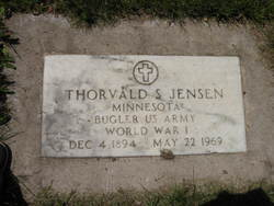 Thorvald S. Ted Jensen