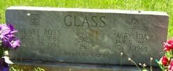 Mary Ida <i>McCombs</i> Glass