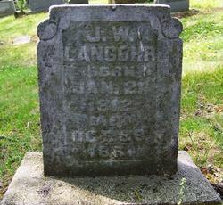 Johann Wilhem Langohr