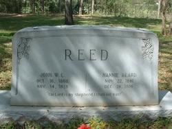 Nan Jerusha <i>Beard</i> Reed