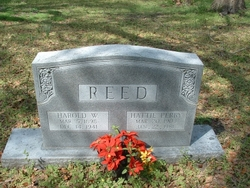 Hattie Marie <i>Perry</i> Reed
