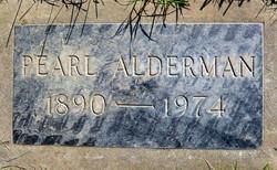 Pearl L. <i>Gooch</i> Alderman