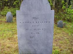 George Leavitt