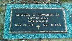 Grover Cleveland Edwards, Sr