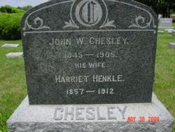 John W Chesley