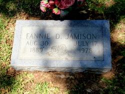 Fannie D. Jamison