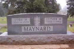 Luther M. Maynard