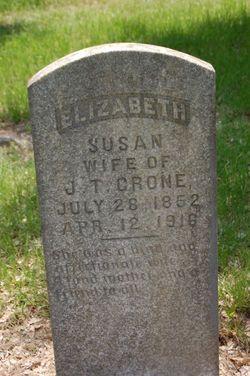 Elizabeth Susan Crone