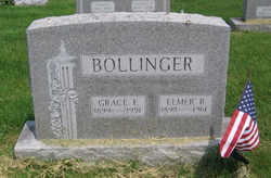Elmer R Bollinger