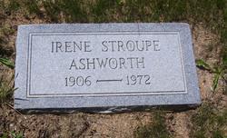 Irene <i>Stroup</i> Ashworth