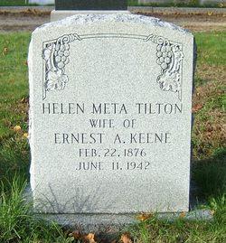 Helen Meta <i>Tilton</i> Keene