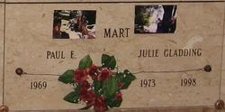 Julie <i>Gladding</i> Mart