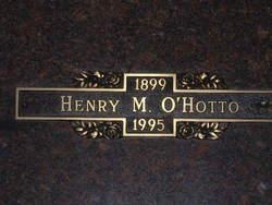 Henry M O'Hotto