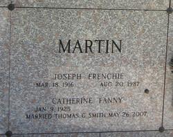 Joseph Frenchie Martin