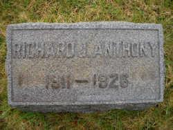 Richard John Anthony