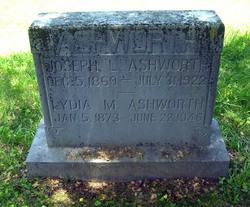 Joseph Lee Ashworth