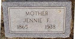 Jennie Frances <i>Crum</i> Bennett