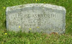 Lucile <i>Ashworth</i> Logue