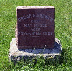 Oscar N. Brewer
