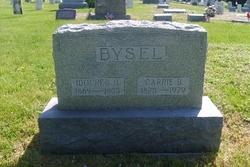 Carrie B <i>Pendleton</i> Bysel