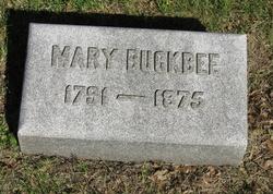 Mary Buckbee