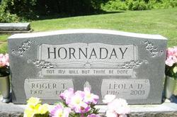 Leola Dale <i>Allen</i> Hornaday