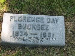 Florence <i>Day</i> Buckbee