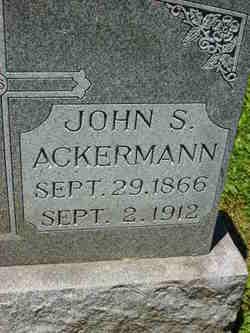 John S. Ackermann
