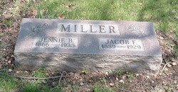 Jennie Belle <i>Ankrim</i> Miller