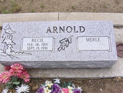 Merle <i>Cox</i> Arnold