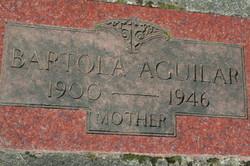 Bartola Aguilar