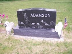 Naomi B Adamson