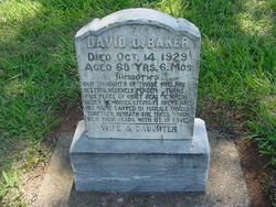 David Osborn Baker