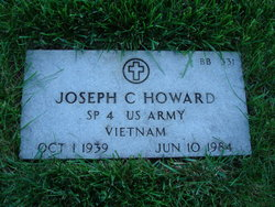 Joseph Charles Joby Howard