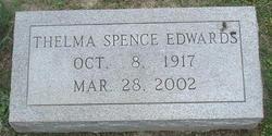 Thelma <i>Spence</i> Edwards
