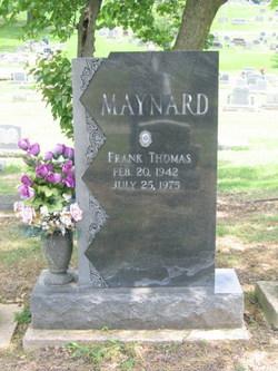Frank Thomas Maynard