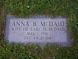 Anna B. McDaid
