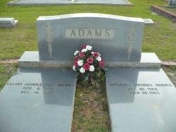 Lillian <i>Huddleston</i> Adams
